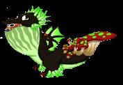 Fungus Dragon Adult