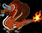 Silver Olympus Dragon Adult