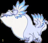 Blizzard Dragon Adult