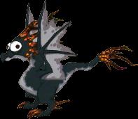 Ash Dragon Adult