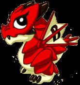 Paper Dragon Baby