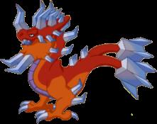Metal Dragon Elder