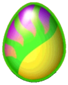 Faire Dragon Egg