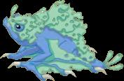 Lichen Dragon Adult