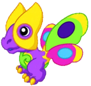Carnival Dragon Baby