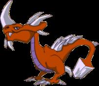 Metal Dragon Adult