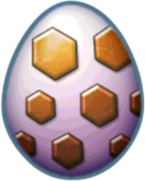 Metal Dragon Egg
