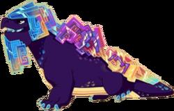 Bismuth Dragon Adult