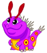 Butterfly Dragon Baby