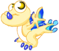 Mirage Dragon Baby