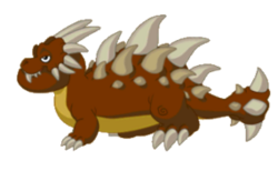 Earth Dragon Adult