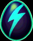 Wraith Dragon Egg