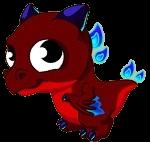 Heat Dragon Baby