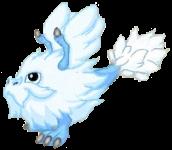 Snow Dragon Baby