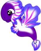 Orchid Dragon Baby