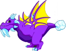 Hail Dragon Adult