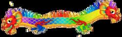 Double Rainbow Dragon Adult