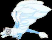 Snow Dragon Adult