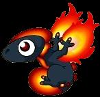 Ember Dragon Baby