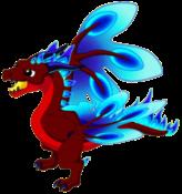 Heat Dragon Adult