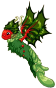 Holly Dragon Adult