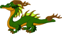 Forest Dragon Adult