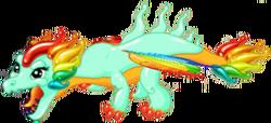 Glass Dragon Adult