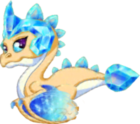 Diamond Dragon Adult