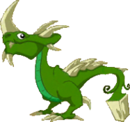 Malachite Dragon Adult