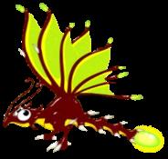 Firefly Dragon Adult