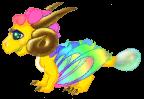 Ovalith Dragon Juvenile