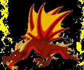Flash Dragon Adult