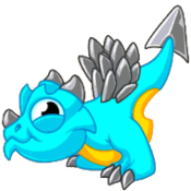 Magnetic Dragon Baby