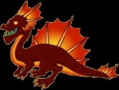 Radiant Dragon Adult