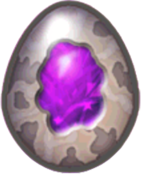 Amethyst Dragon Egg
