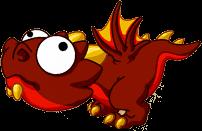 Flash Dragon Baby