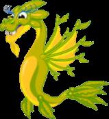 Seaweed Dragon Adult