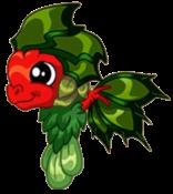 Holly Dragon Baby