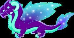 Bizurian Dragon Adult