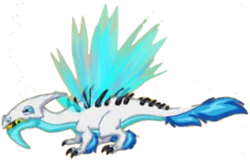 Glare Dragon Adult