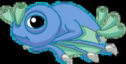 Lichen Dragon Baby