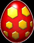 Sulfur Dragon Egg