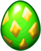 Forest Dragon Egg