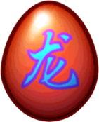 Panlong Dragon Egg