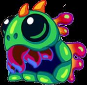 Ooze Dragon Baby