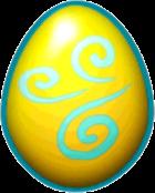 Thunder Dragon Egg