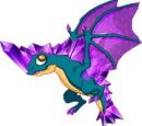Amethyst Dragon