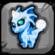 Blue Moon Dragon Baby Icon