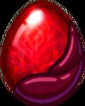 Ruby Dragon Egg
