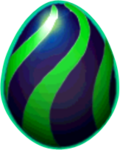 Nightshade Dragon Egg